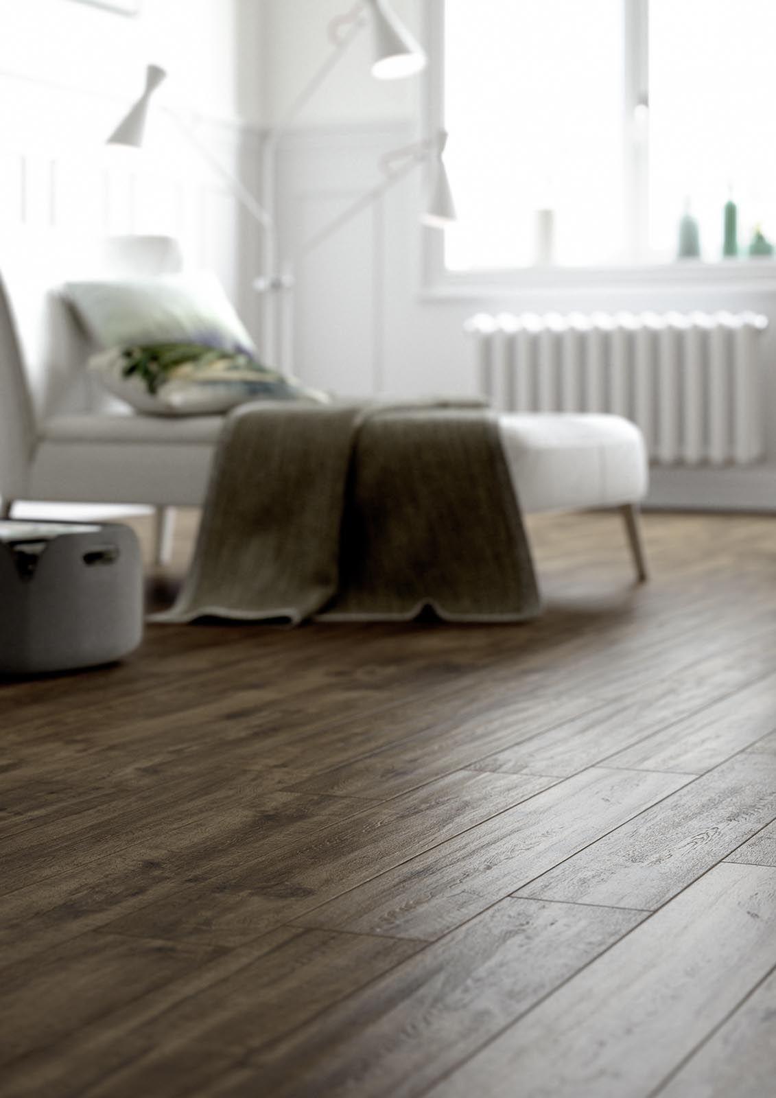 Gres porcelánico de efecto madera y parqué - Marazzi 4719 | Suelos ...