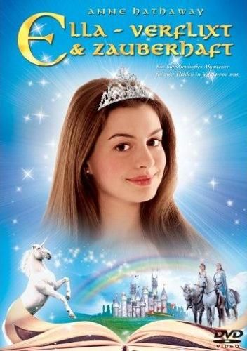 anne hathaway princess...i liked this movie