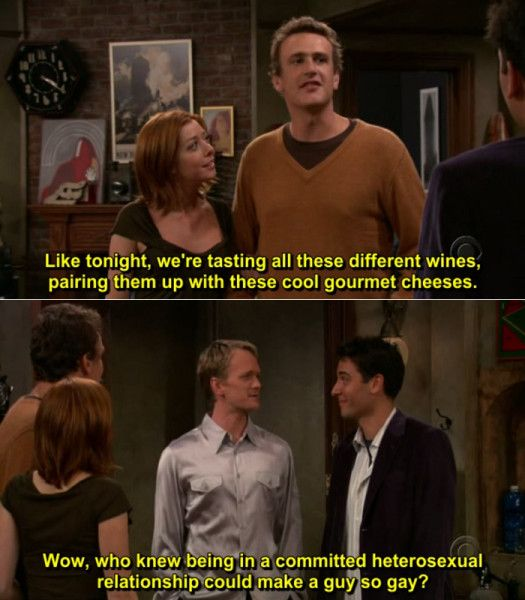how i met your mother funny quotes | Funniest Quotes from How I