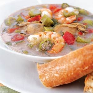 7 Ways With Fresh Shrimp #seafoodstew