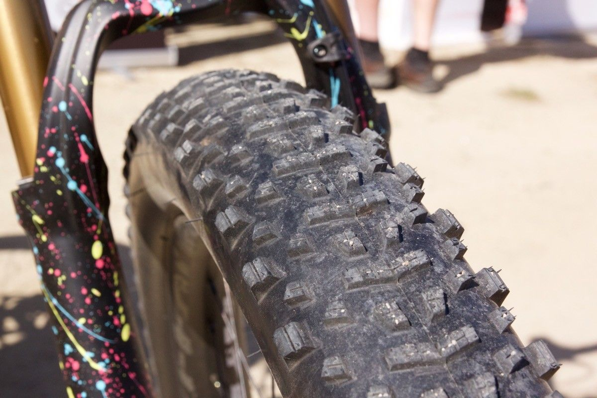 Vittoria Has A New Plus Size Tire And Wheelset Mountain Bike
