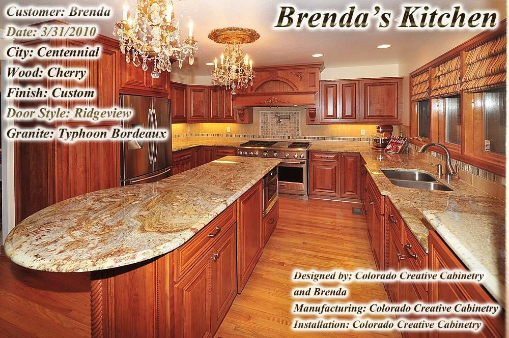 Superior Stanisci Wood Range Hood (LABT Series) In Colorado Creative Cabinetry  Kitchen