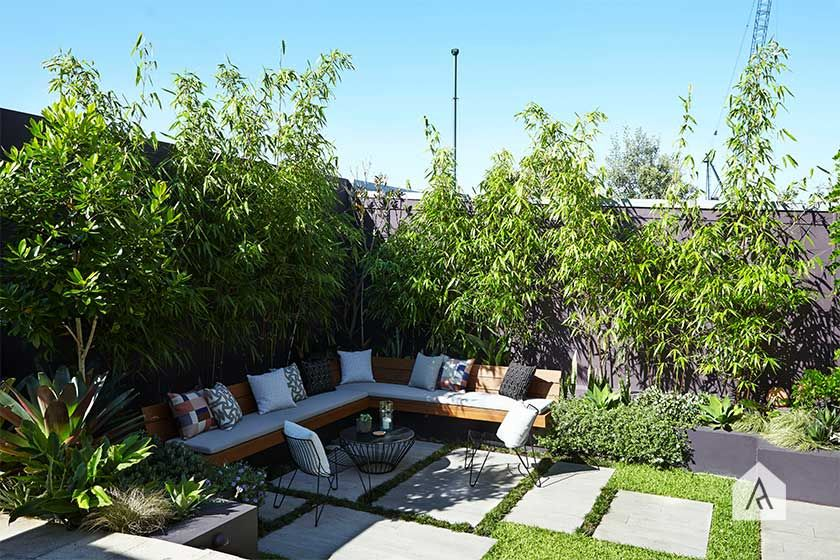 Adam robinson design sydney outdoor design styling for Courtyard landscaping sydney
