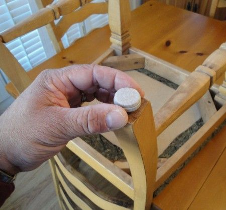 Prevent Chairs From Scratching Floor Scratched Wood Floors Repair Wood Furniture Dining