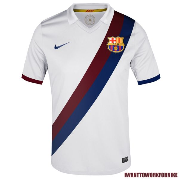 Four retro Jerseys for Fc Barcelona. by Nerea Palacios b4ad9937c131b