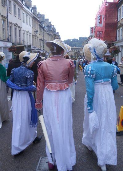 Jane Austen Festival Bath 2012 | Jane austen, Regency ...