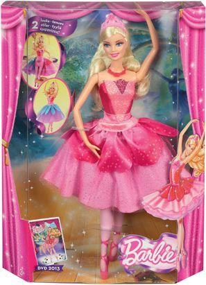 Barbie The Pink Shoes Lead Doll | Princess Skyler | Pink