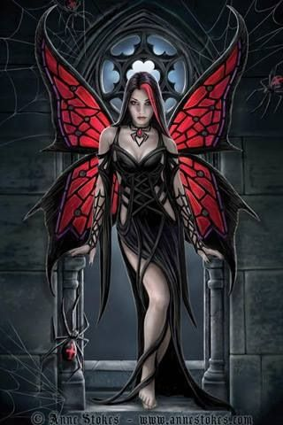 Gothic Art Got This Design On A Clock I Bought The Other Day LOVE IT