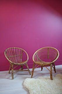 Chaises enfants en rotin for the home pinterest - Chaise enfant rotin ...