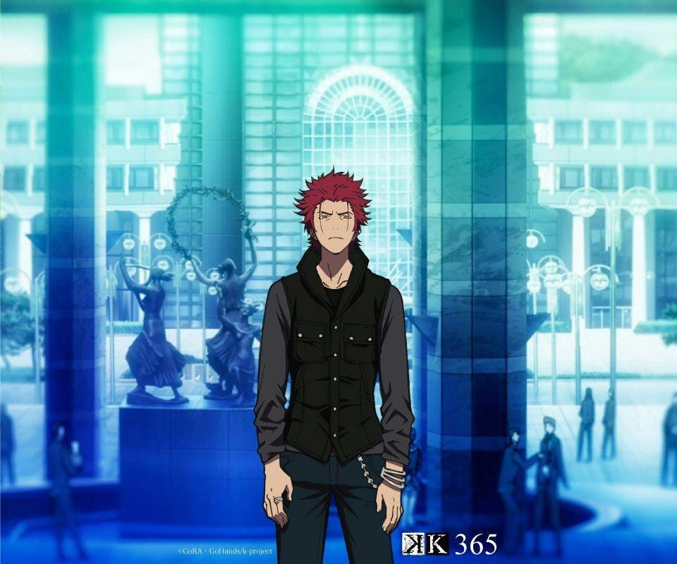 Pinterest (With images) K project, K project anime, Suoh