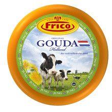 FrieslandCampina Cheese relauncht Frico Gouda | Markenartikel