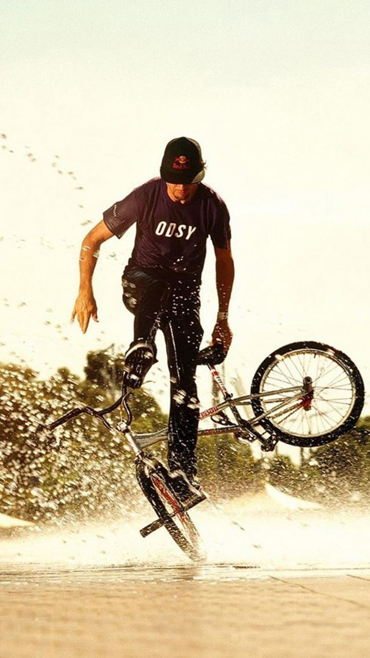 Bike Stunt Hd Wallpaper For Mobile Stunt Bmxer Biker Biking Bmx Xgames Galaxy S6