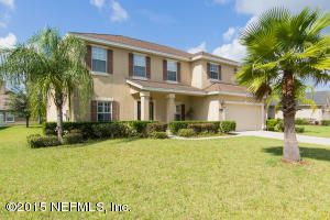 This 3,034 sq ft home features 4 bedrooms, 3.5 bathrooms, two car garage features  crown molding throughout, window shut