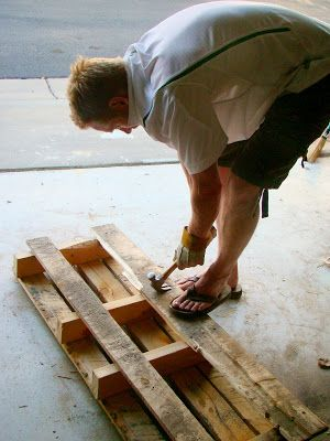 Wooden Pallet Dresser Great Idea Kids Will Not Be Able To Destroy
