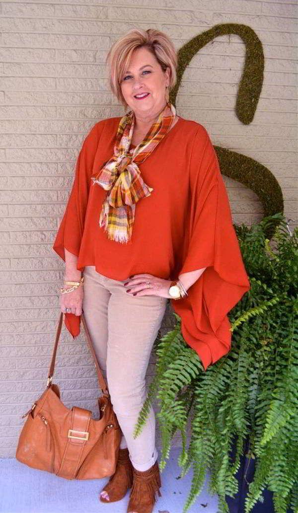 Мода для женщин за 50 в 2018 году: весна-лето, фото - DIWIS