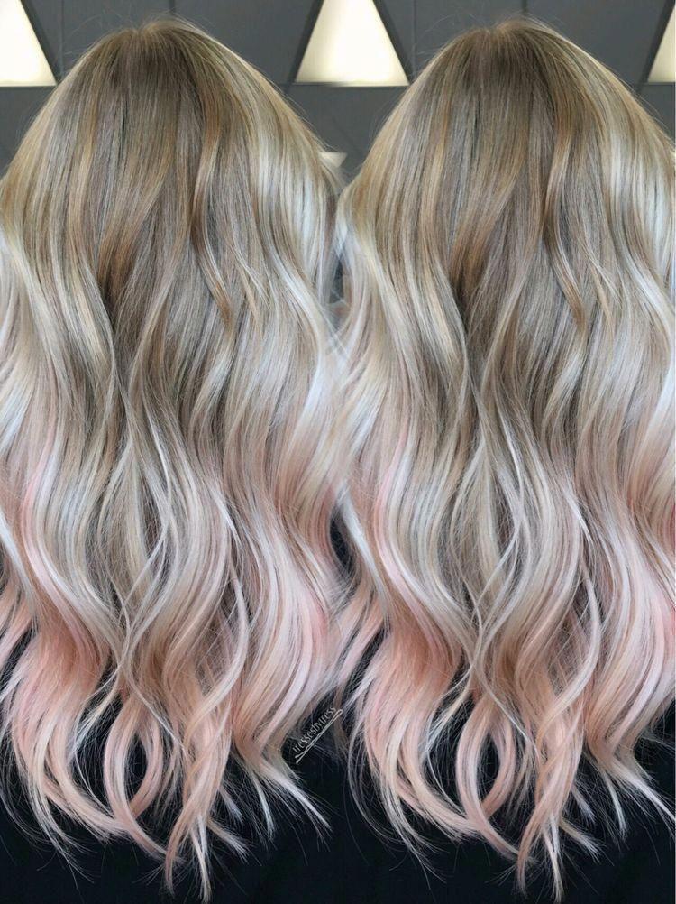 #blonde #balayagehairblonde #lightashblonde