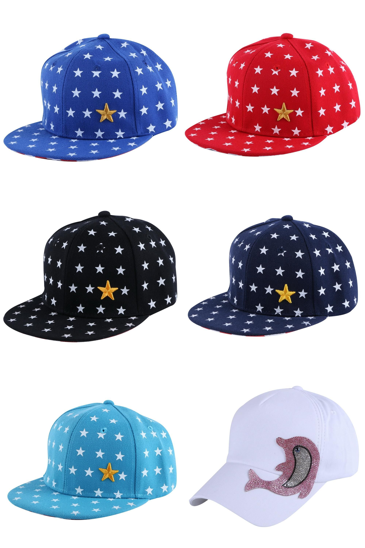 9b5b8d0b09 Visit to Buy] 4-12 year old boy girl lovely baseball cap pink color ...