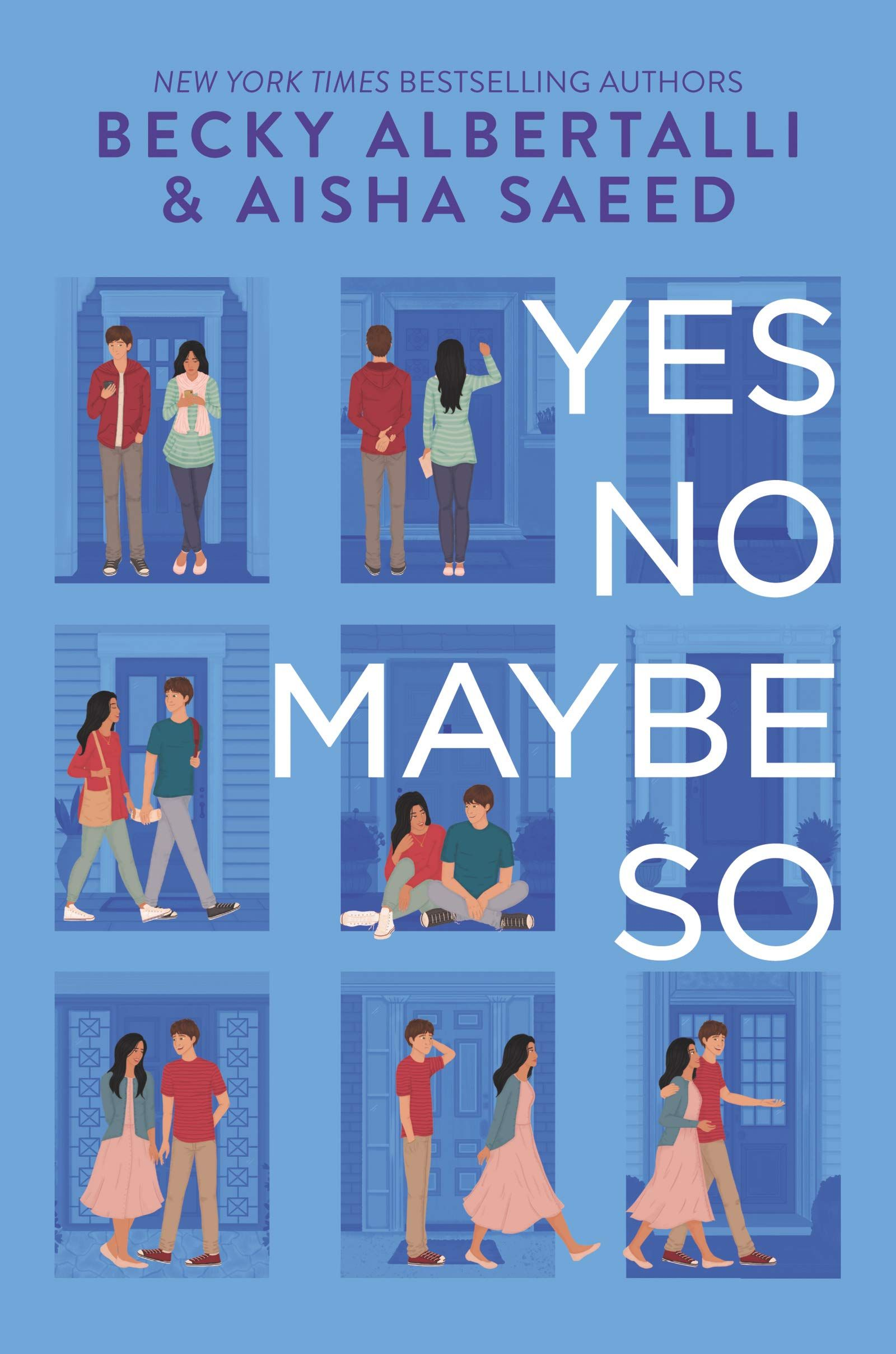 Pdf Yes No Maybe So By Becky Albertalli Yes No Maybe So Becky