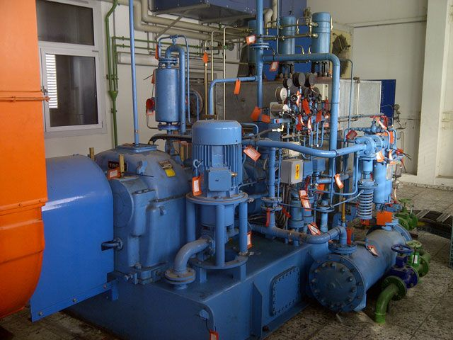 Kkk Steam Turbine 2 Mw Plants Amp Equipment Steam