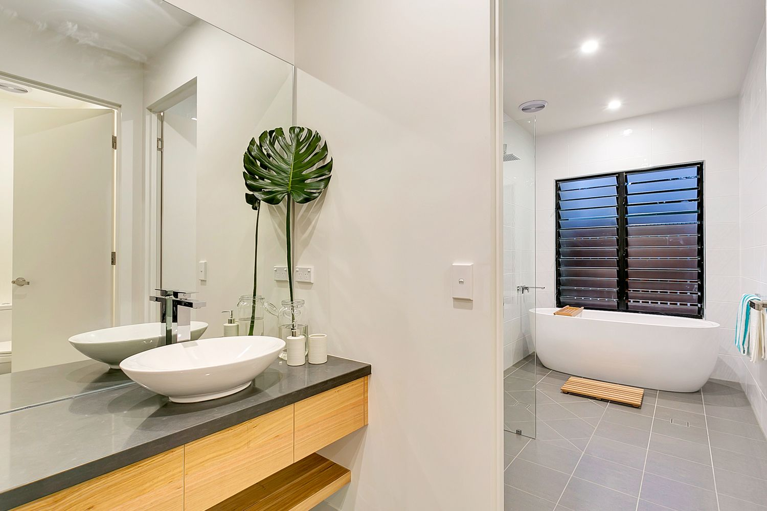Modern Australian Bathroom Renovation Modern Bathroom Renovations Modern Bathroom Simple Bathroom Remodel
