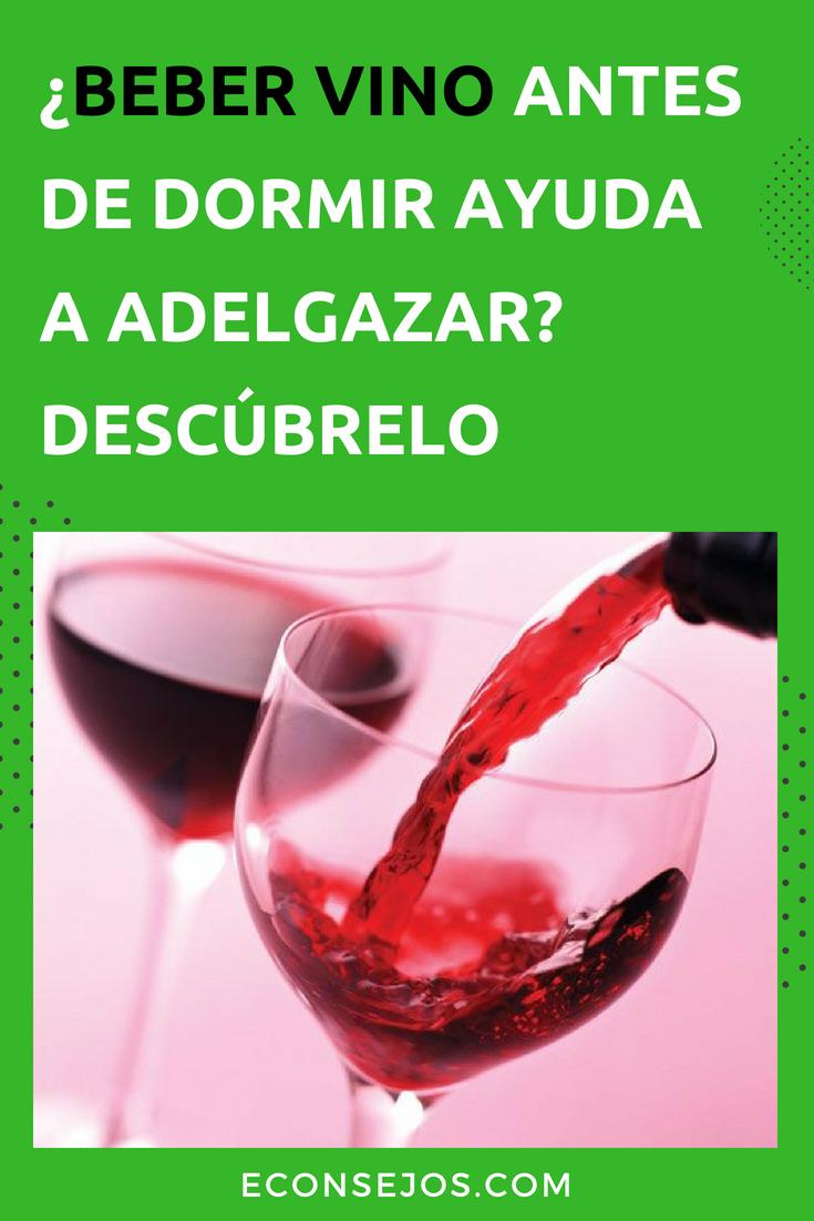 Sirve el vinagre de vino tinto para adelgazar
