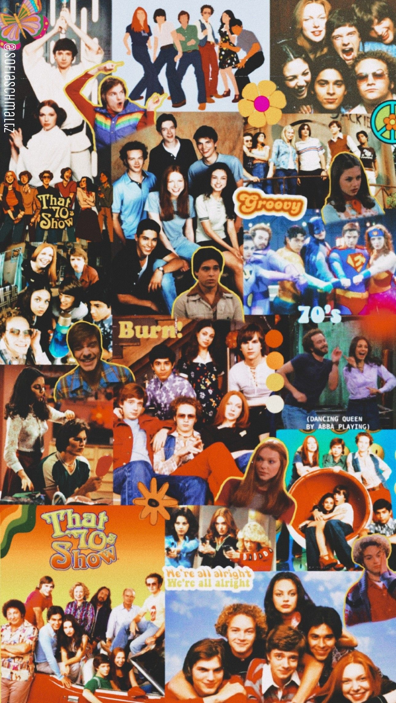 Wallpaper That 70s Show Cute Wallpapers Aesthetic Iphone Wallpaper That 70s Show