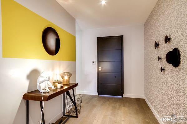 le on d co comment am nager son entr e le on entr e et appartements. Black Bedroom Furniture Sets. Home Design Ideas