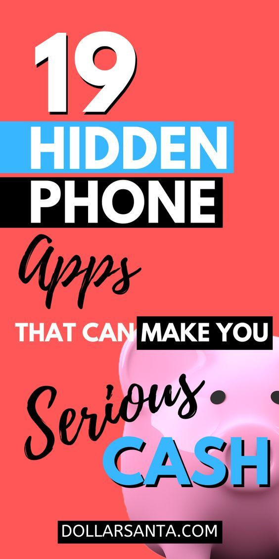 Hidden Apps That Can Make Money Online up to 1000$