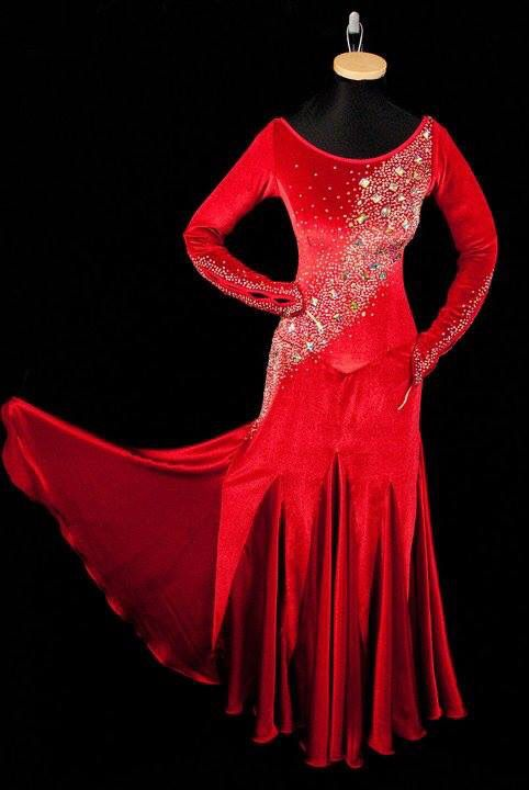 5418586351ac Smooth Ballroom Dance Dress available for rent exclusively with Classic  Ballroom Elegance - www.cberentals.com - 480-584-6514 Great for competition  or ...