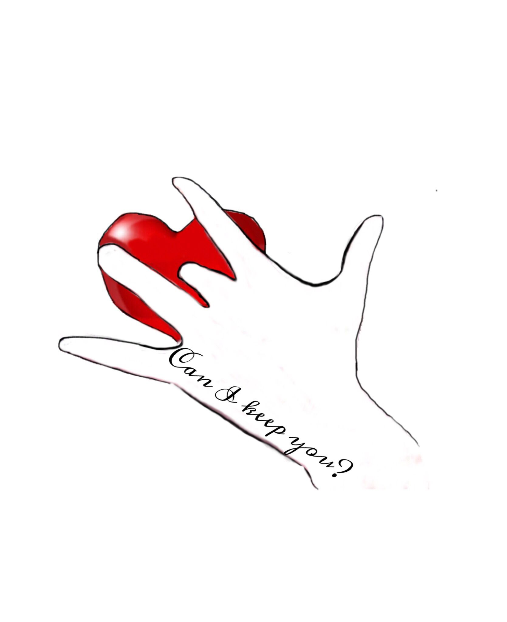Asl, Touched Heart