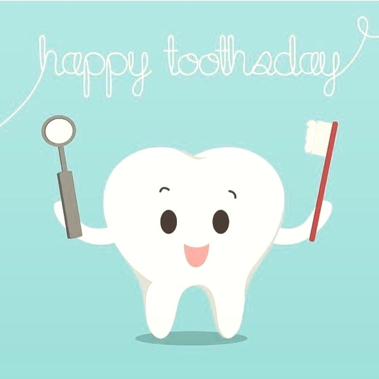 Every day is toothsday dentalsecrets dentistry