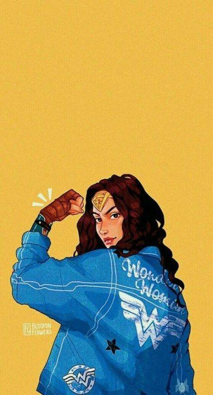 Wonder Woman circa 1990's