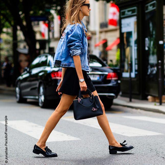 Quelles chaussures plates porter pour le bureau qui aillent aussi bien avec  des robes que des pantalons ?