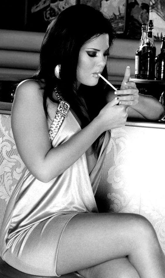 Ass mcgee smoking a cigar