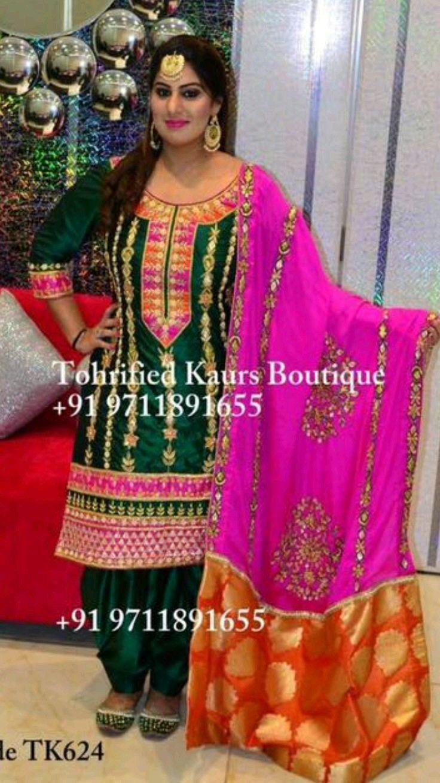 Pin de Karam Brar en punjabi suits | Pinterest