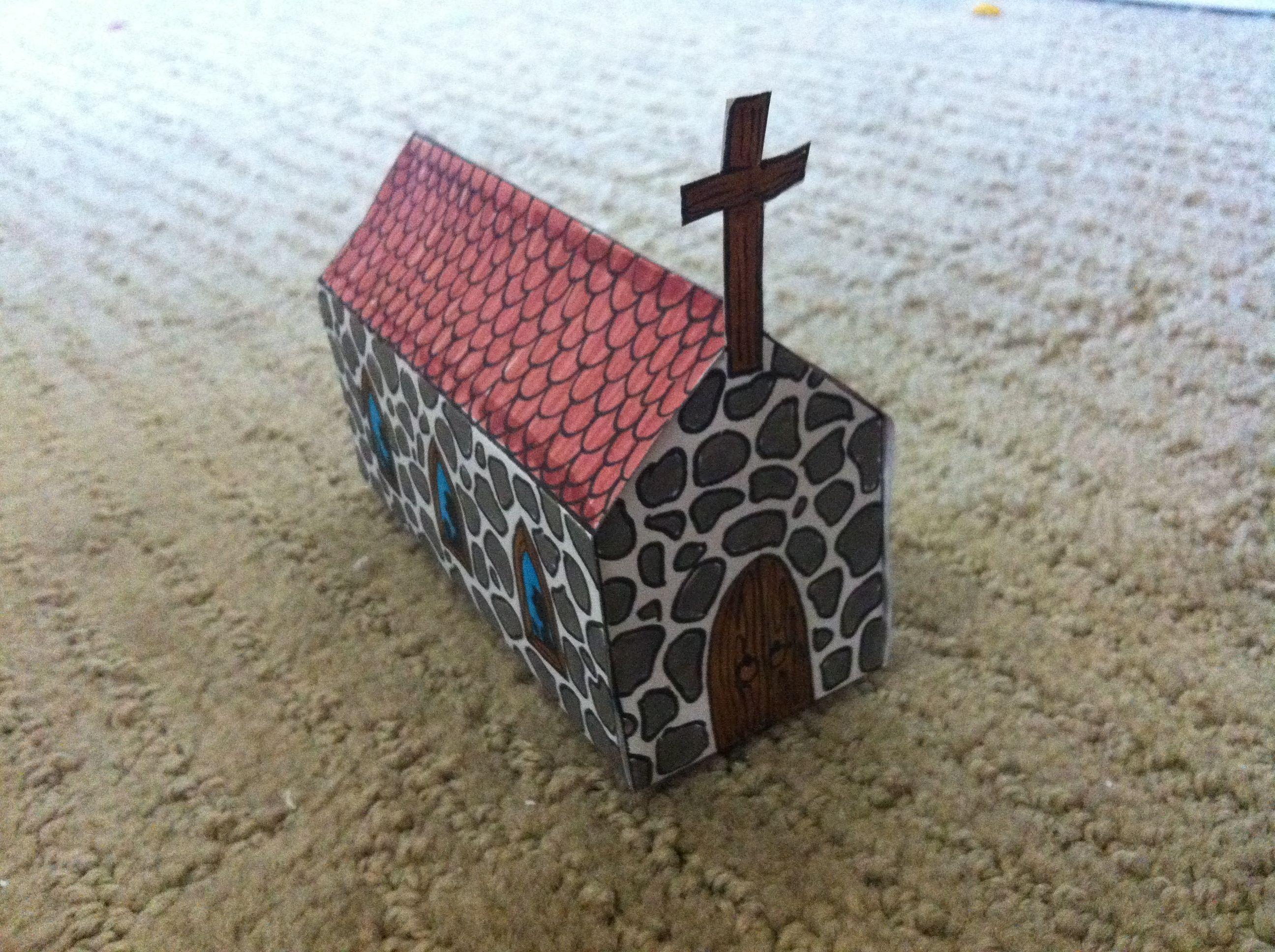 Holy Week Build A Church