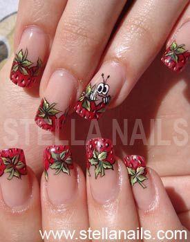 Pinned By Www Simplenailarttips Com Advanced Nail Art Design Ideas