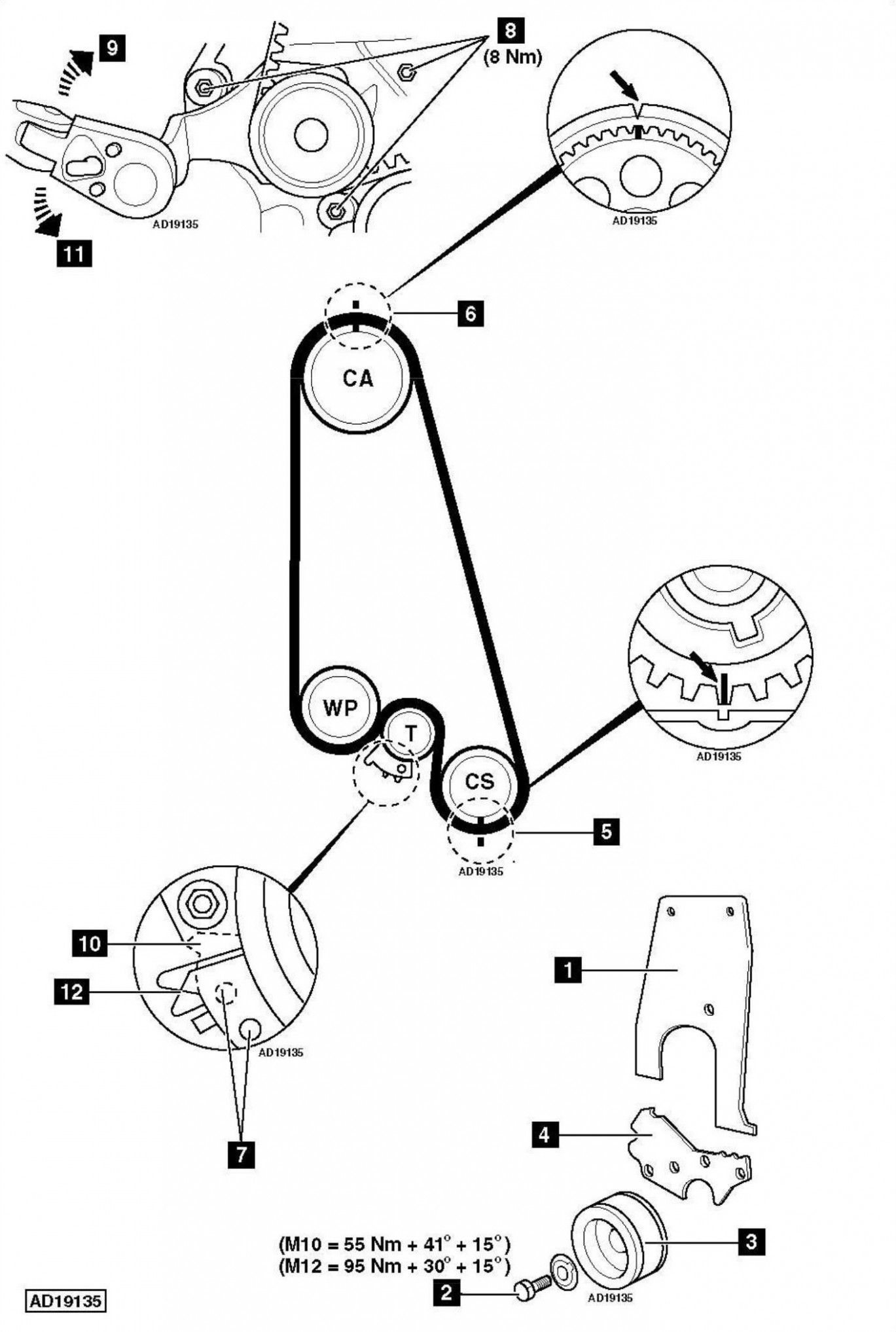 Opel Corsa 5.5 Dti Engine Diagram Batang di 2020