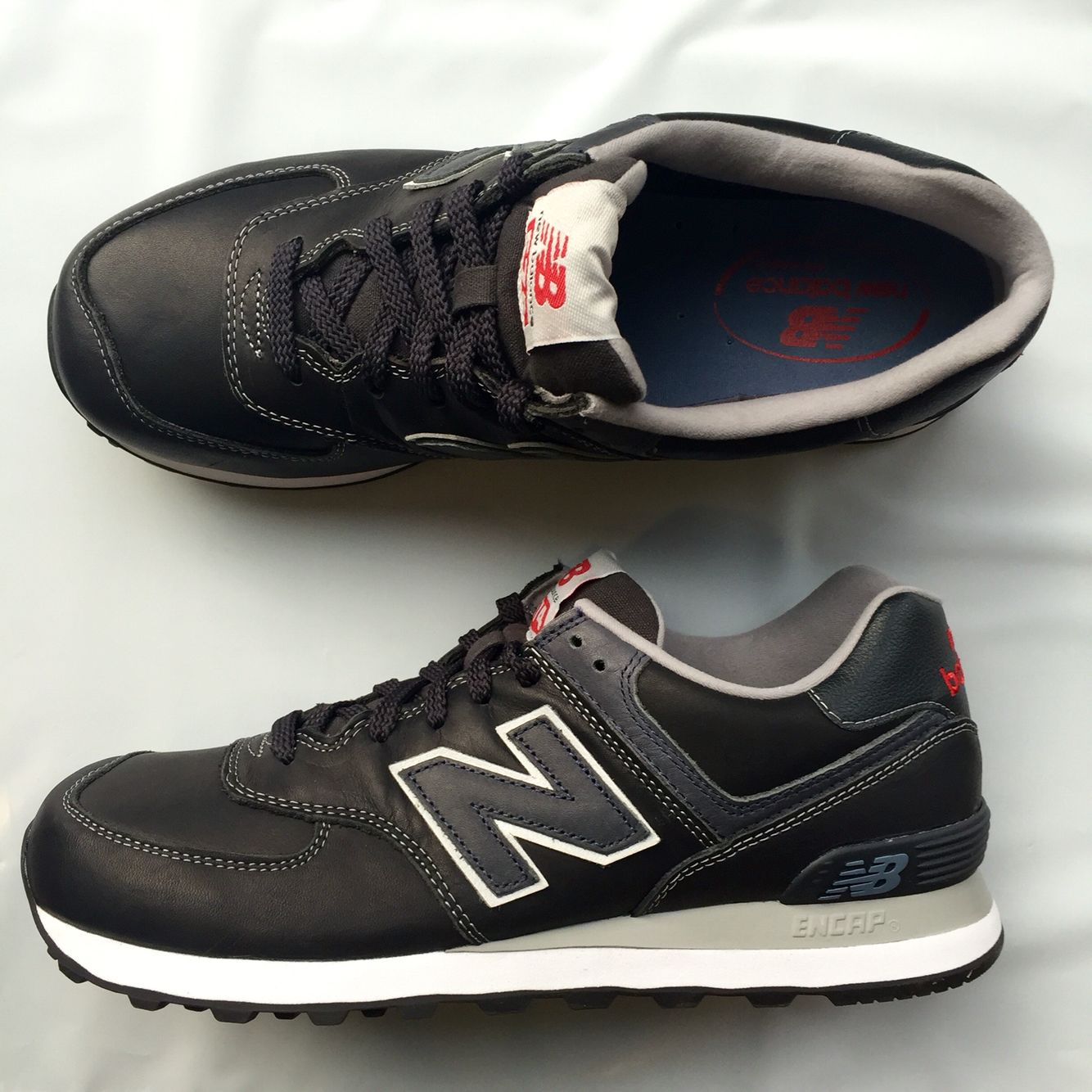 New Balance ML574LLN | Sneaker stores, New balance sneakers, Sneakers