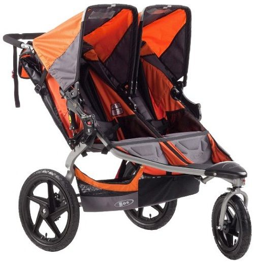 You can #workout when your #baby with you by simple baby #stroller. #Jogging #Tips