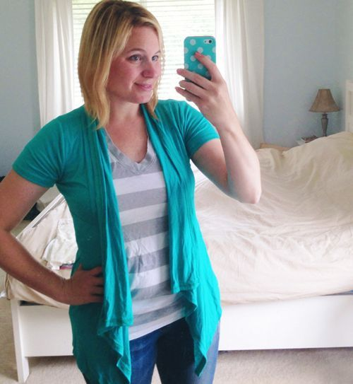 Cute top! stitch fix 41 hawthorne bryan shor-sleeve open-front ...