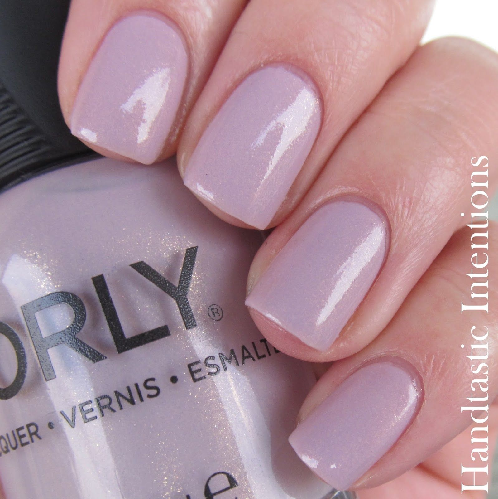 Handtastic Intentions: Swatch and Review of Orly: Blush Spring ...