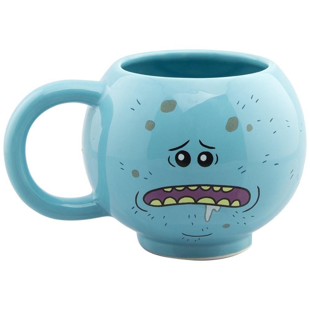 Official rick morty mr meeseeks mug rick and morty