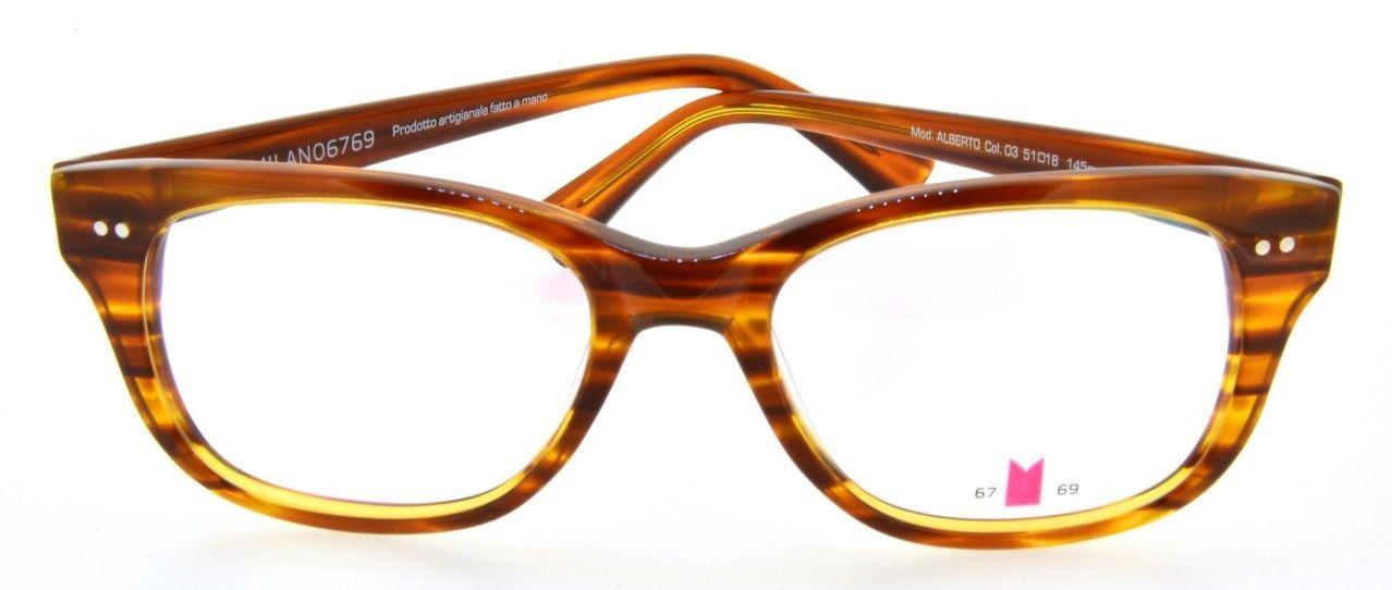 Mod. Alberto Occhiali da vista e da sole Eyewear and Sunglasses Lunettes