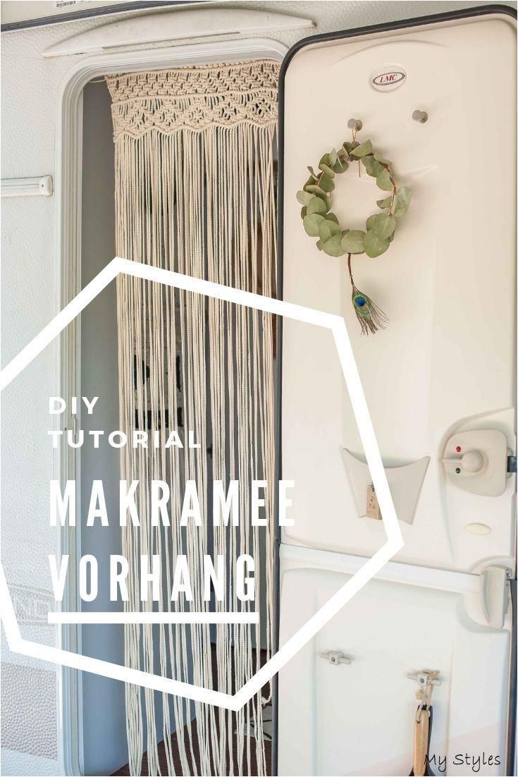 This Pin Was Discovered By Lavendelblog Discover And Save Your Own Pins On Pinterest Macrame In 2020 Makramee Vorhang Makramee Diy Möbel Zum Selbermachen - Makramee Vorhang Selbst Machen