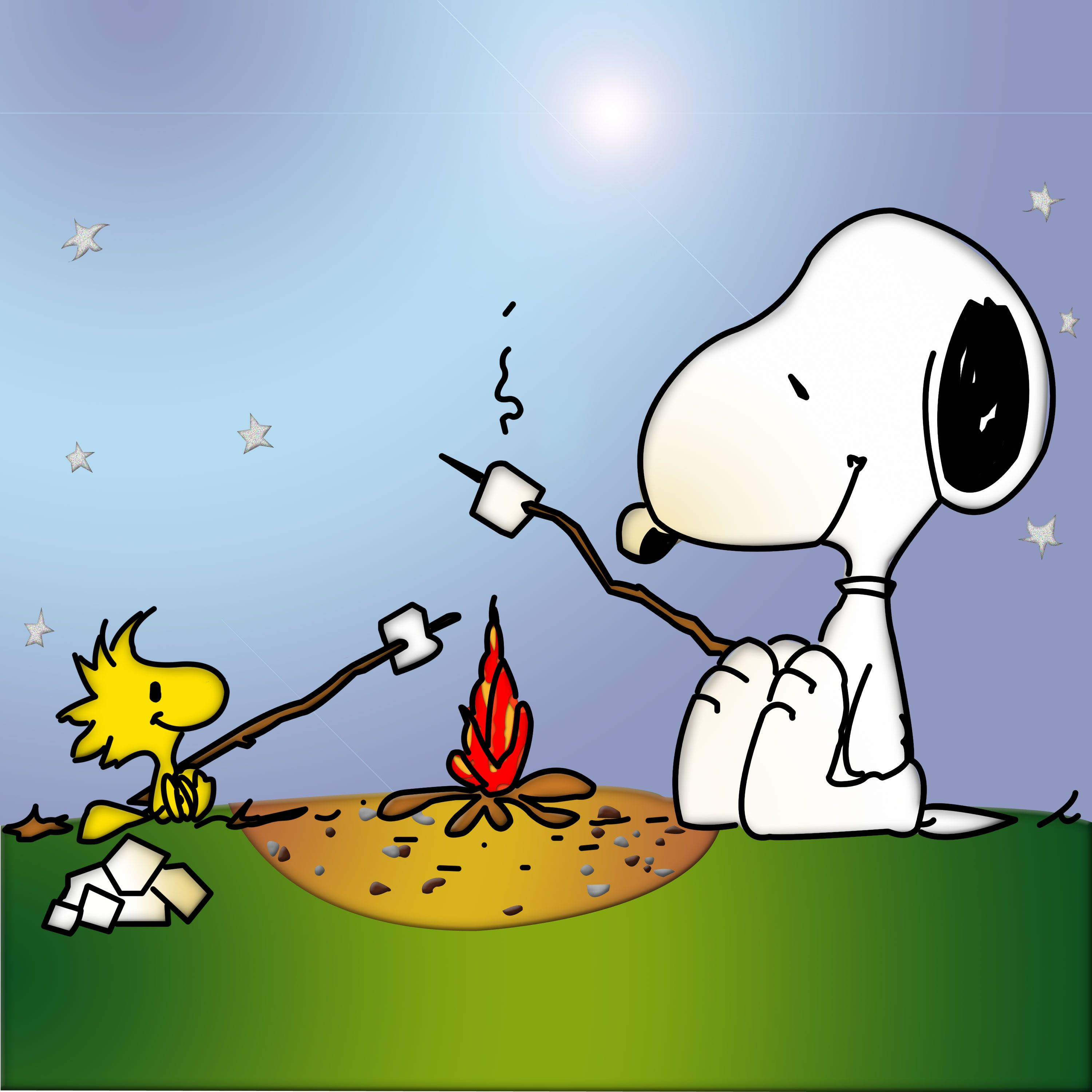 Snoopy woodstock wallpaper download free cartoons images - Free snoopy images ...