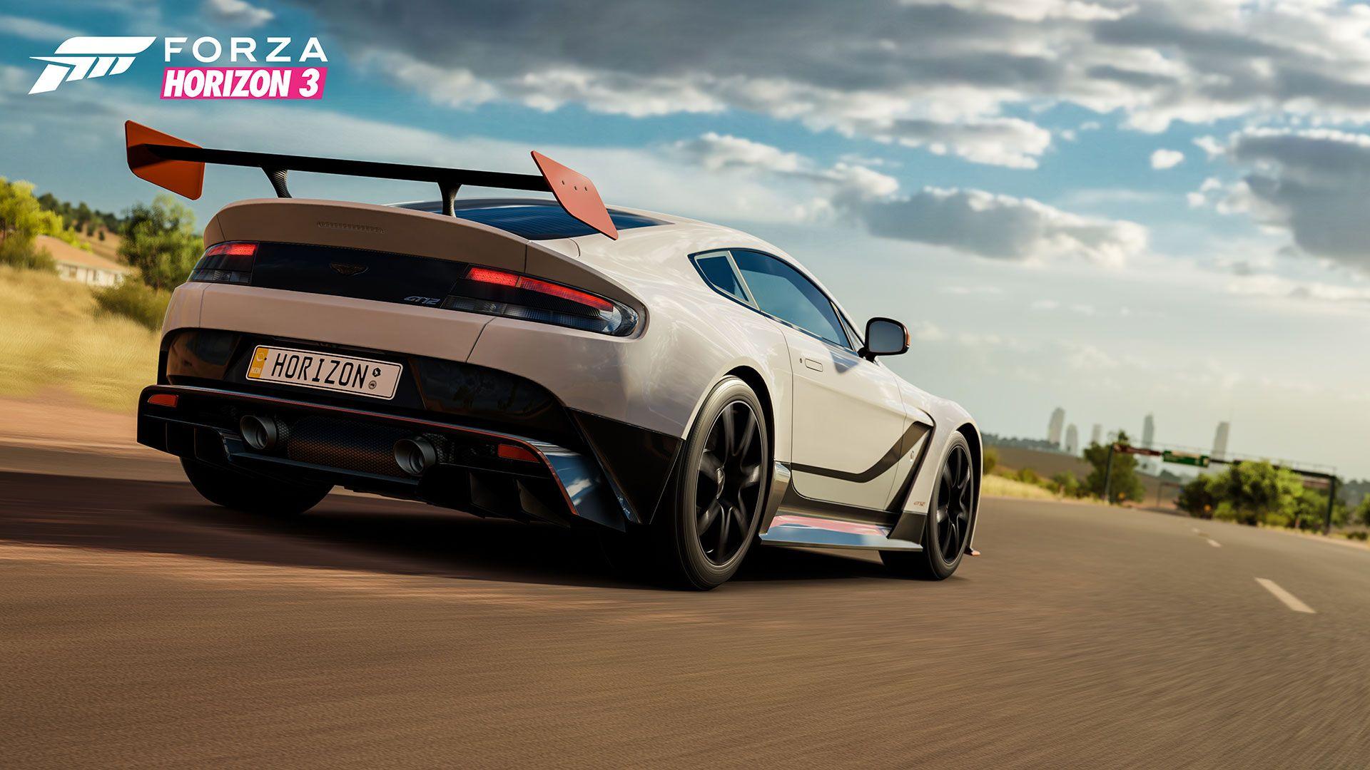 Aston Martin Vantage Gt12 Forza Horizon 3 Forza Horizon 3 Forza