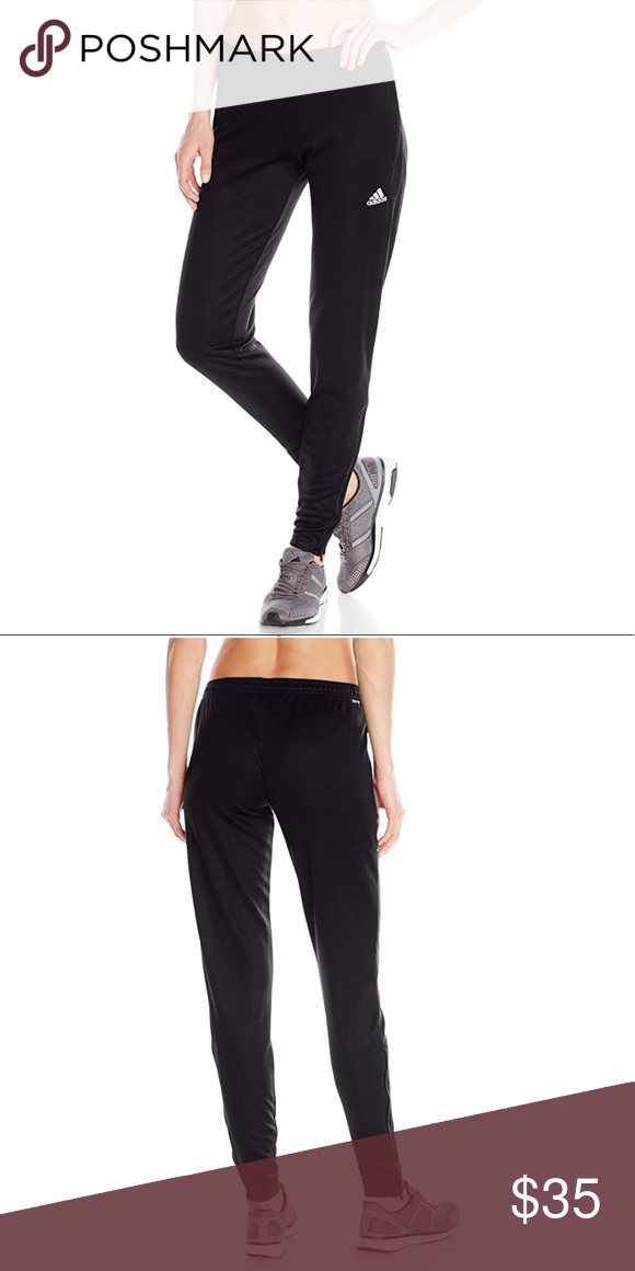 Bisagra Armstrong acción  ADIDAS Climalite exercise pants with ankle zips | Workout pants, Pants,  Pants for women
