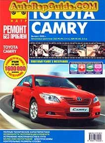 1998 toyota camry owners manual pdf free