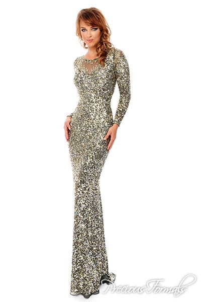 9aa52387940 Style L9200 - Lux Gal Collection by Precious Formals